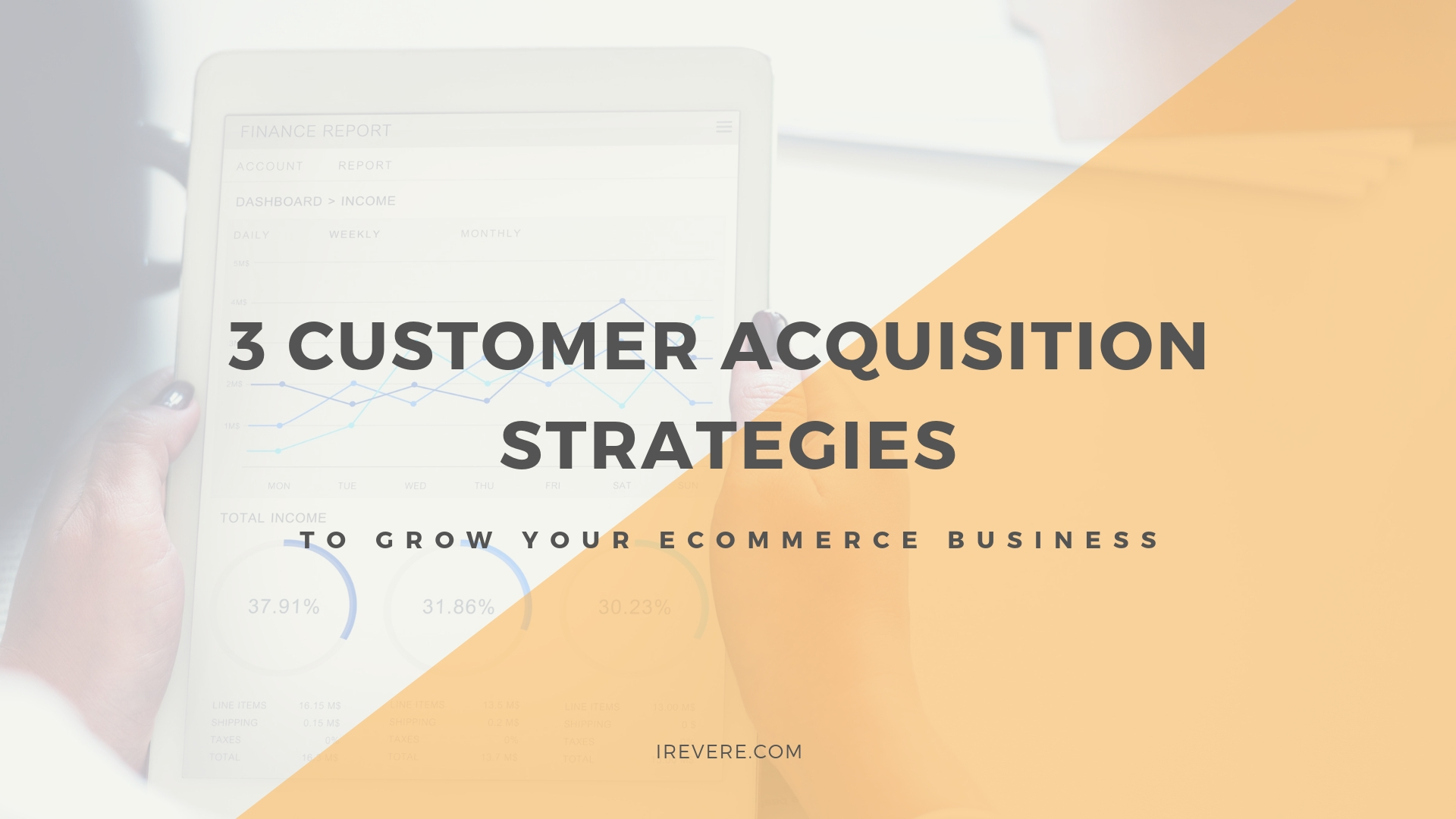 3 Customer Acquisition Strategies to Grow Your eCommerce Business